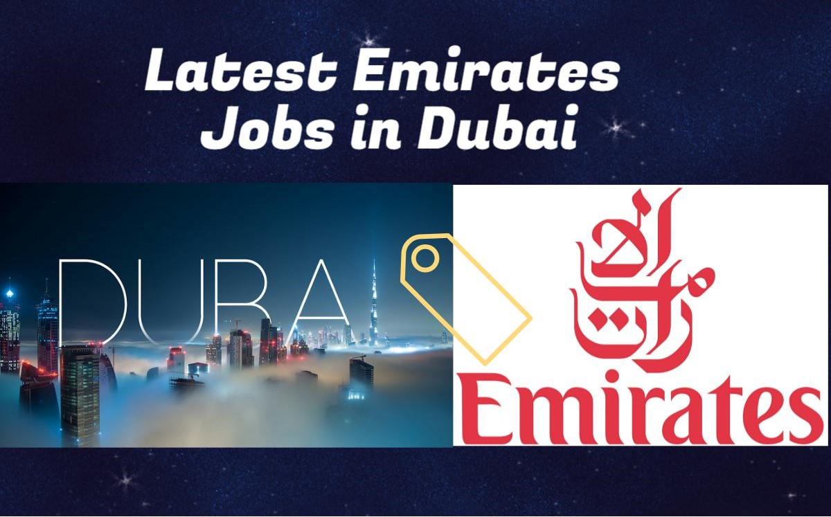 EMIRATES JOBS IN DUBAI