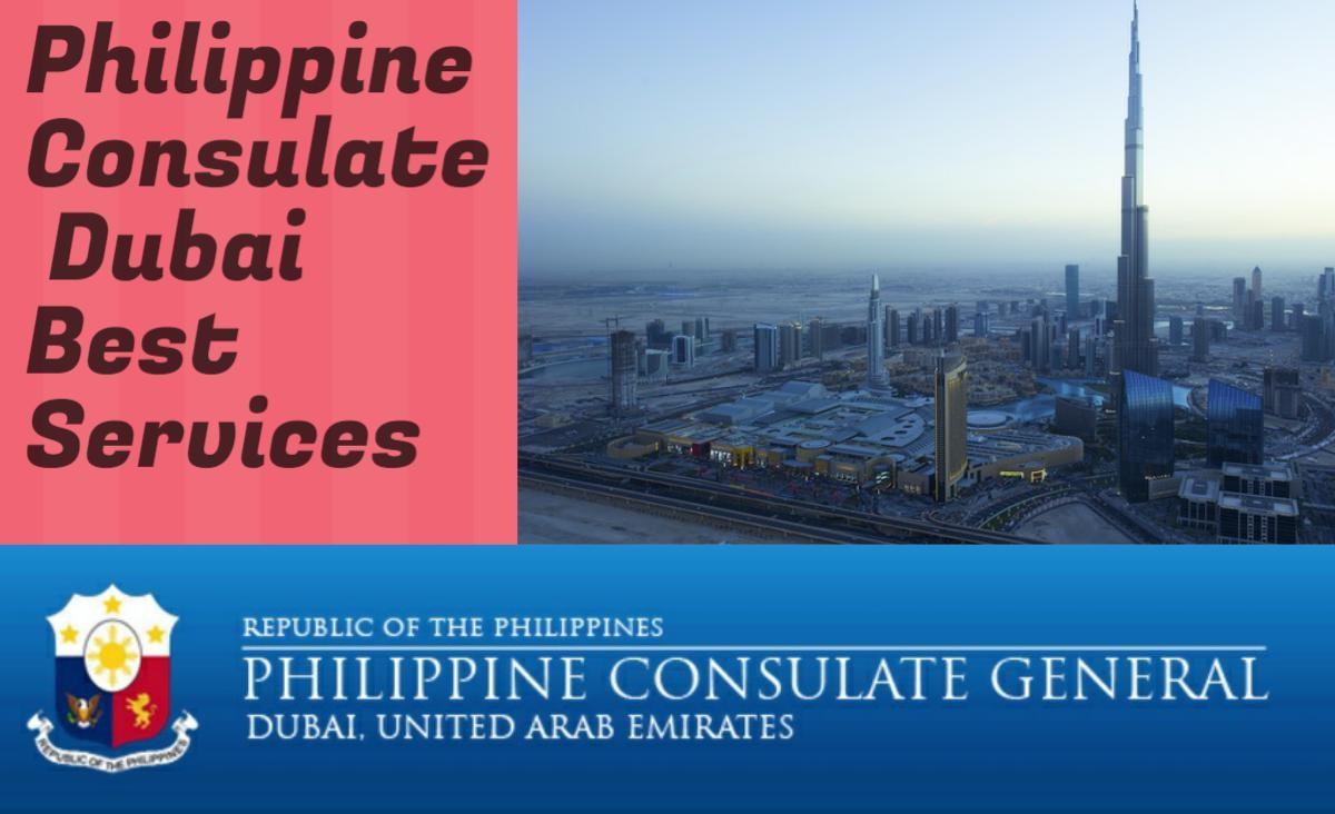 philippine consulate dubai