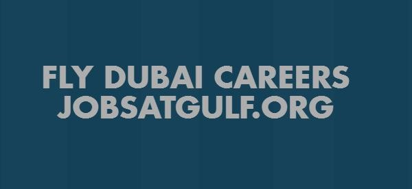 FLY DUBAI CAREERS
