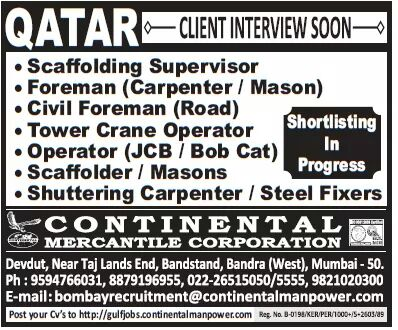 Gulf jobs for Indian jobsatgulf.org