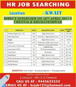 Jobs at Kuwait
