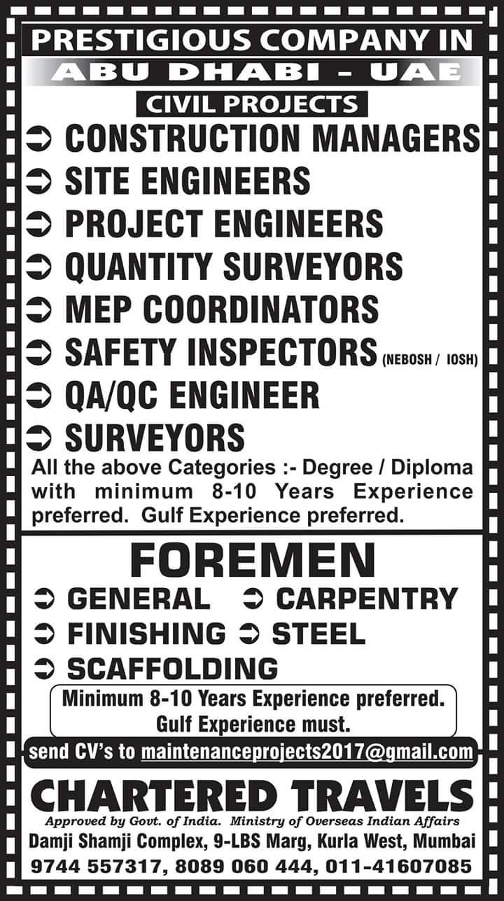 Job Vacancies For Graduates In Dubai | DiZiJobs.com