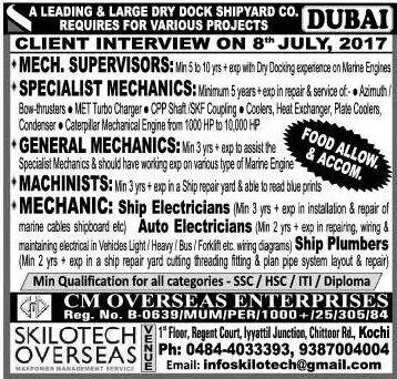 DRYDOCK DUBAI careers