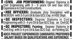 gulf jobs in Nasser's (NSH)