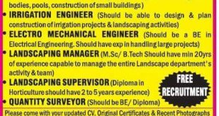 OMAN JOB VACANCY