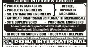 JOBS IN UAE FOR LEADING COMPANIES