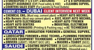 WAYTOGULF JOB OFFERS