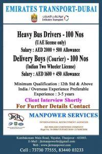 Gulf Driver Jobs In Dubai | In Qatar | Abu dhabi 2018