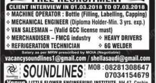 Jobs For Mechanical Engineers Abroad