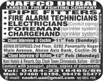 LATEST jobs in Dubai
