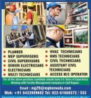 URGENTLY REQUIRED FOR A LEADING FACILITY MANAGEMENT COMPANY