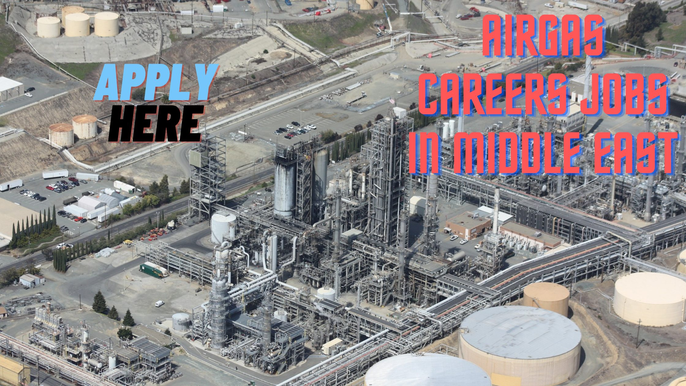 Airgas Careers Jobs in Middle East