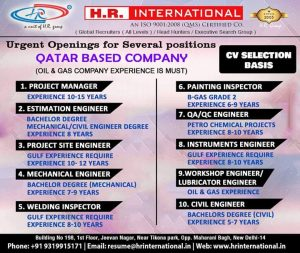 CV Selection Gulf job interviews