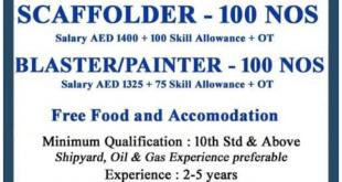 DRYDOCK DUBAI jobs