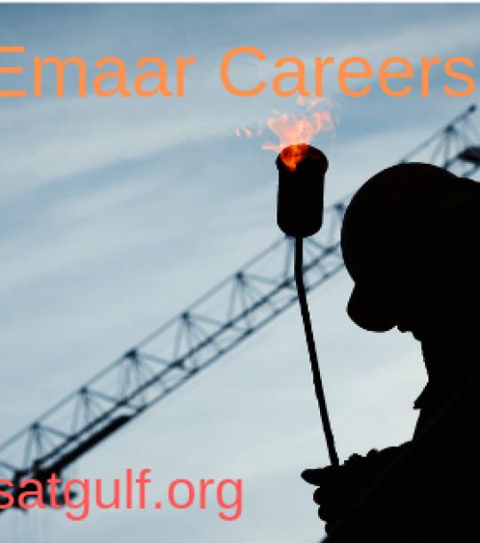 Emaar Careers Job Vacancies in UAE