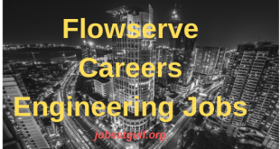 Flowserve Careers Engineering Job Vacancies