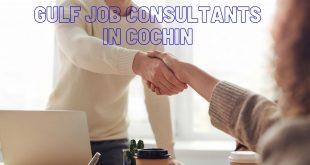 Top Gulf Job Consultants in Cochin