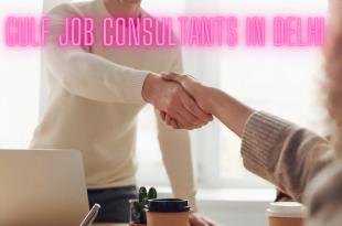 Top 50 Gulf Job Consultants in Delhi
