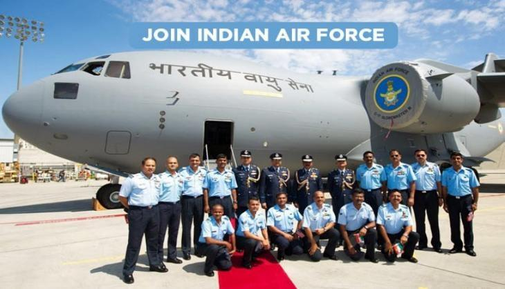 How to join Indian Air force After 12th