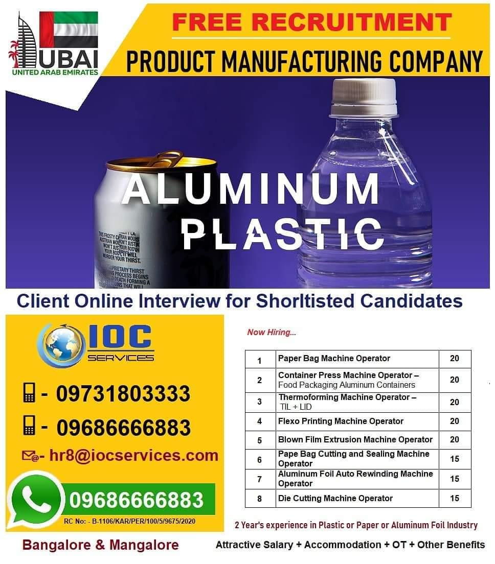 ALUMINUM PLASTIC PRODUCT MANUFACTURING COMPANY