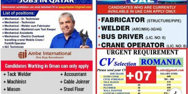 Gulf Naukri Jobs In India