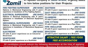 Jerry Varghese Vacancies