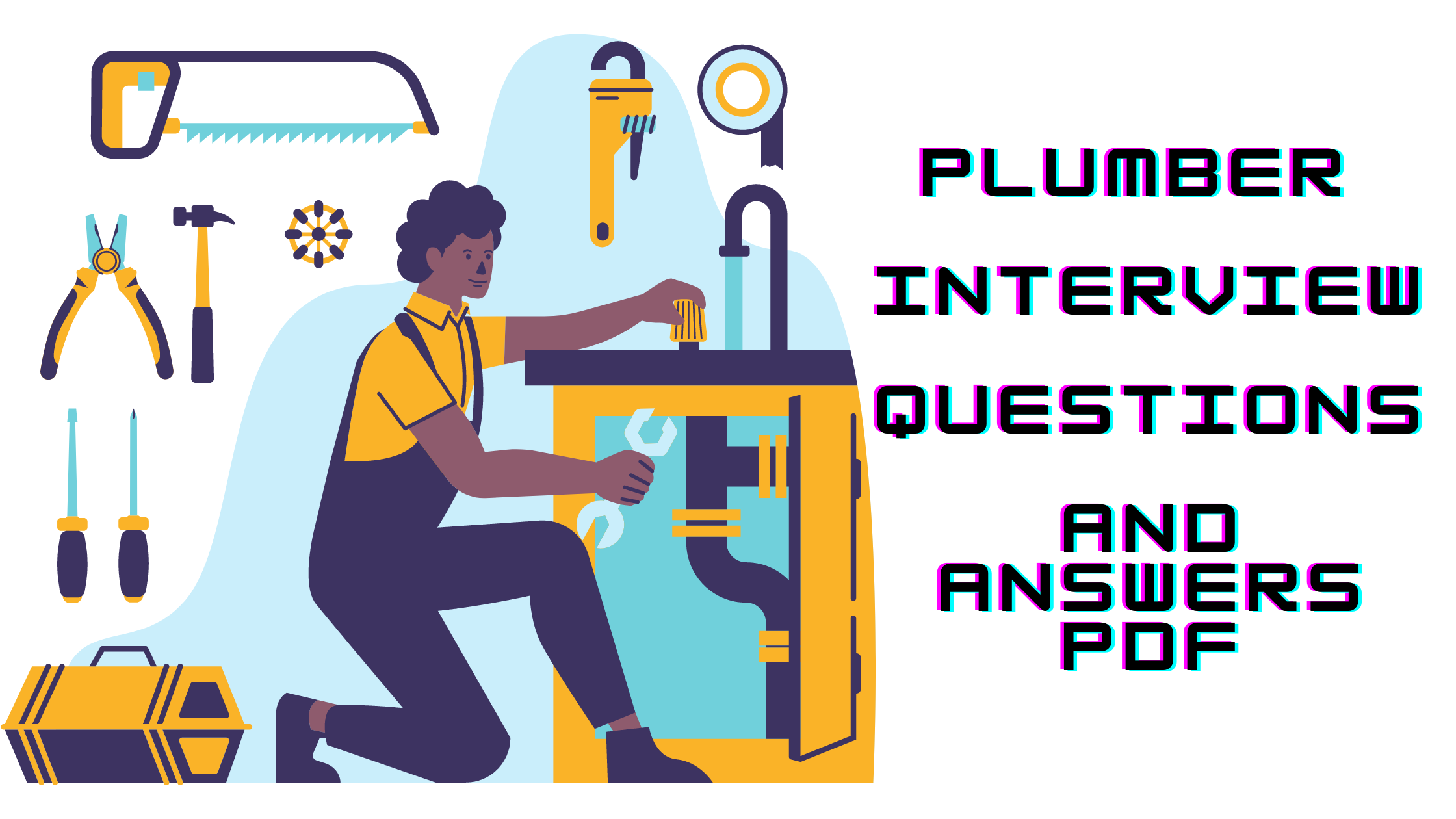 Plumber Interview Questions and Answers PDF