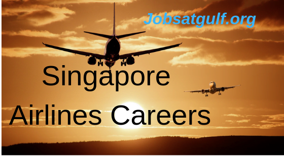 Singapore Airlines Careers 2020