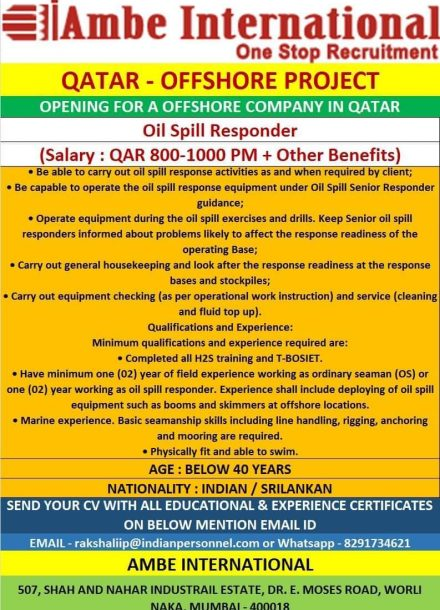 REQUIREMENT FOR A OFFSHORE COMPANY