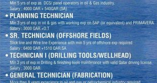 offshore pipefitter jobs abroad